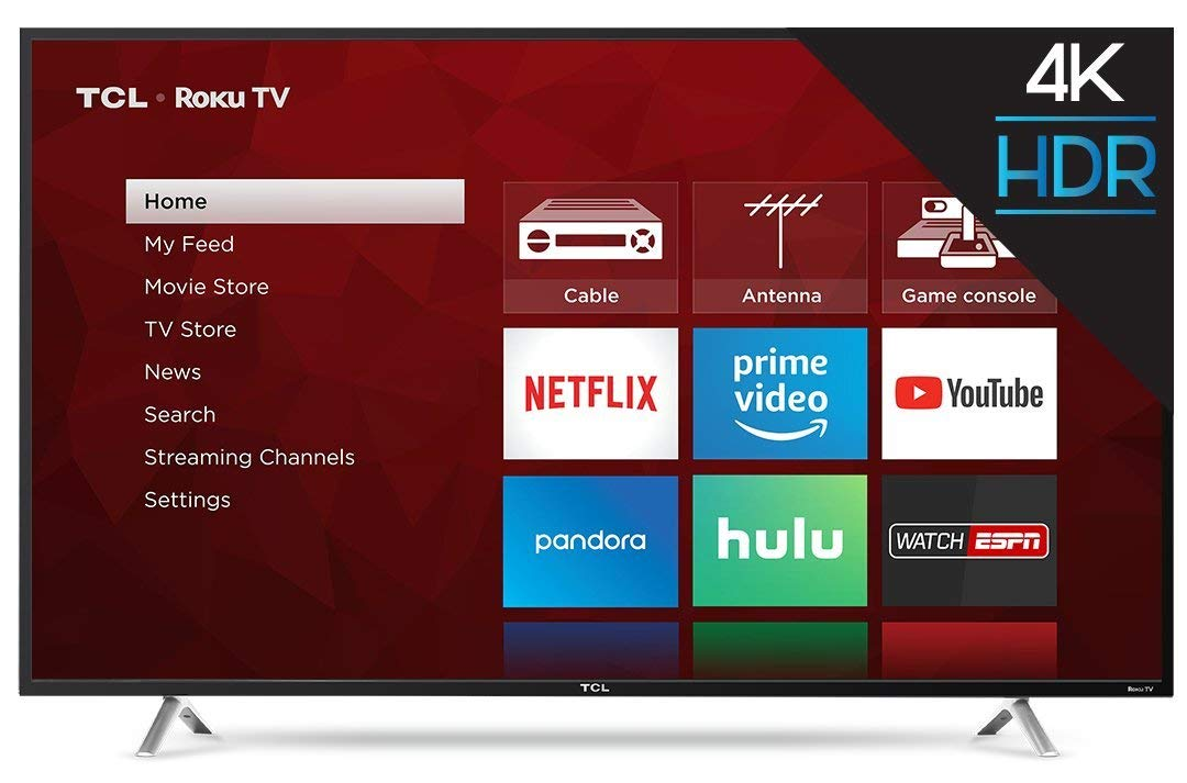 TCL 55S405 Full Review